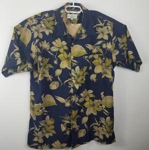 Bill Blass Hawaiian shirt